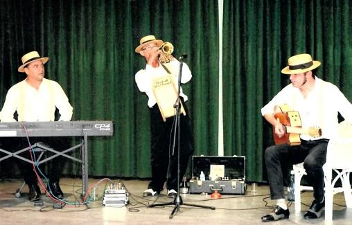 The Farataos Trio